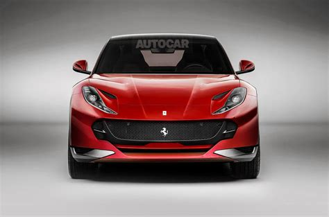 An suv is a shocking move for ferrari, a brand so tied to. Ferrari plug-in hybrid test mule spotted before 2019 production   Autocar