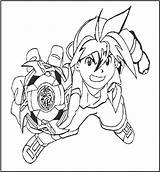 Beyblade Coloring Pages Burst Print Sheets Bayblade Characters Kerra Ready Coloring2print Episodes sketch template