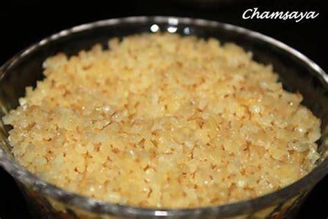 comment cuisiner le boulgour recette boulgour pilaf de