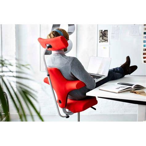 siege dos droit siège ergonomique capisco de hag la boutique du dos