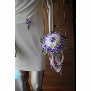 Bouquet De La Mariée : bouquet de mari e ivoire parme avec des perles et des ~ Melissatoandfro.com Idées de Décoration