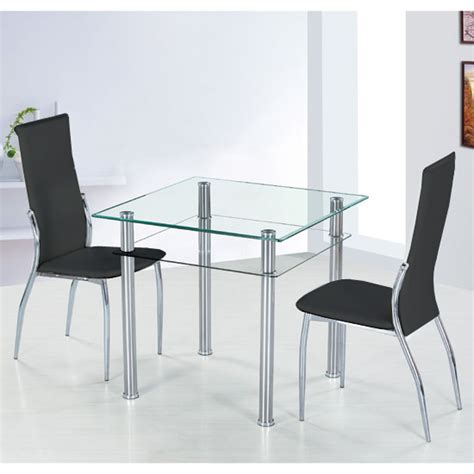 kitchen chairs glass kitchen table and chairs