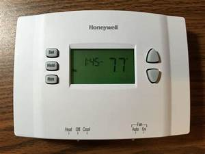 Honeywell Thermostat Rth2300 Programming Instructions