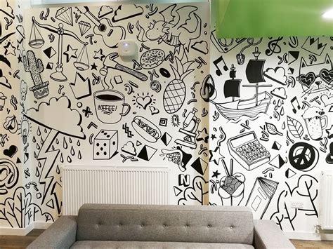 doodle cardiff graffiti street art murals
