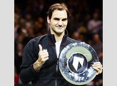 Roger Federer 97 torneos ganados en la ATP en 146 finales
