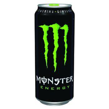 Enerģijas dzēriens Monster Energy 0.5l   Citro Ventspils
