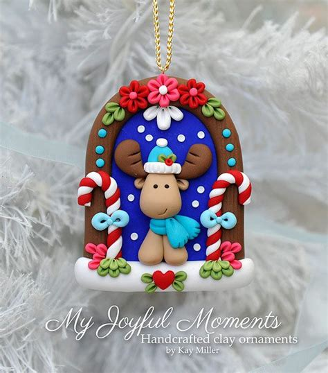 best 25 polymer clay christmas ideas on pinterest polymer clay ornaments fimo and christmas clay
