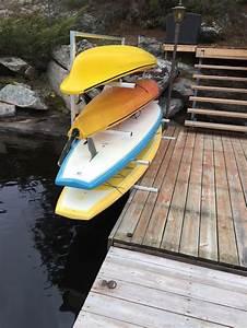 Best, 25, Diy, Kayak, Storage, Rack, Plans, Ideas, On, Pinterest
