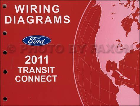 auto manual repair 2011 ford transit connect parental controls 2011 ford transit connect wiring diagram manual original