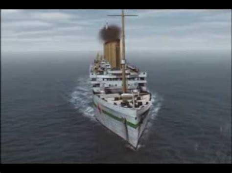 Sinking Of The Britannic Sleeping Sun by Hmhs Britannic Sleeping Sun