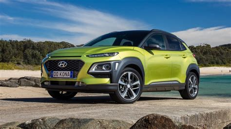 Hyundai Kona 2019 Picture by Hyundai Kona Updated For 2019 Pricing Features And