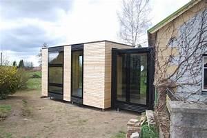 Anbau Haus Ohne Genehmigung : hochwertiger hausanbau mit schickem design eunido cube4 ~ Indierocktalk.com Haus und Dekorationen