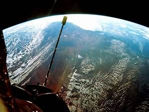 NASA flashback takes you 850 miles above Earth in 1966 - CNET