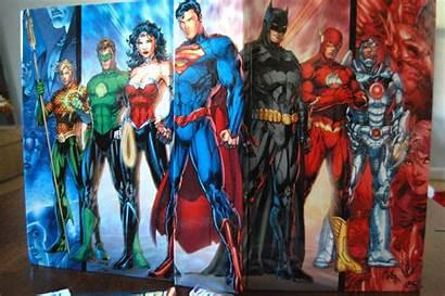 Flash Lee Comic League Dc Justice Jim