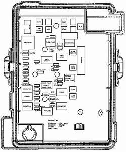 2004 U20132011 Chevrolet Cobalt Fuse Box Diagram  U00bb Fuse Diagram