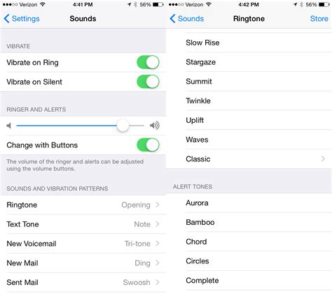 how to set ringtone on iphone how to get iphone ringtones back