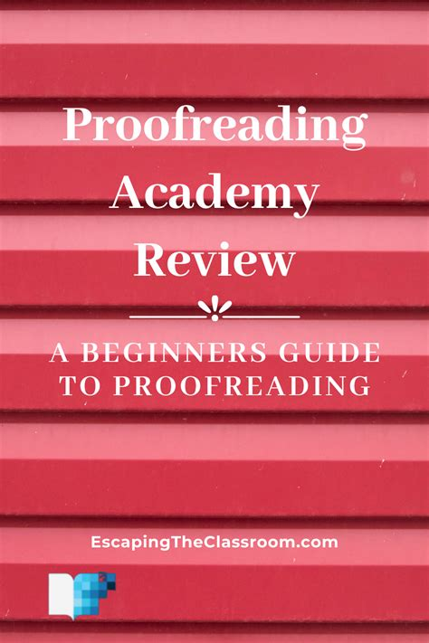 proofreading academy review  proofreading academy