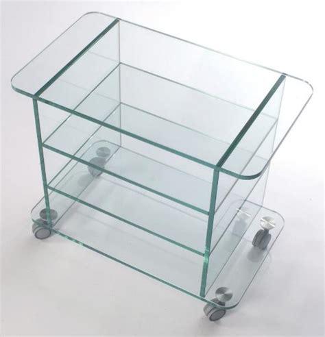 porta tv cristallo carrelli porta tv in vetro porta tv just elegante carrello