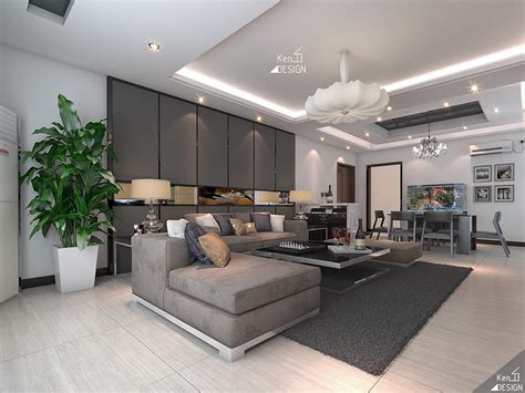 Awesomely Stylish Urban Living Rooms  Fox Home Design