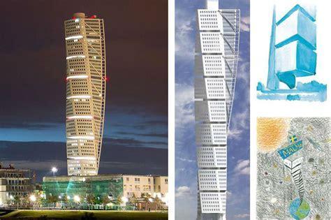 Turning Torso   Santiago Calatrava   Arch2O.com
