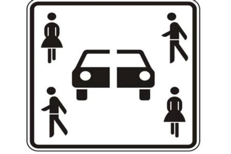 The Absurdity Of German Carsharing Signs