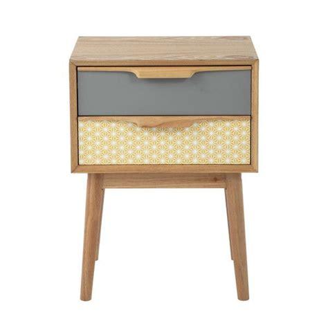 maisons du monde meuble décoration luminaire et canapé 17 meilleures idées à propos de table de chevet scandinave
