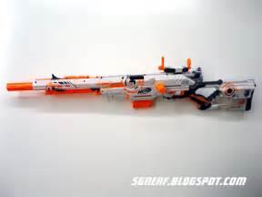 Nerf Longstrike CS 6 Whiteout