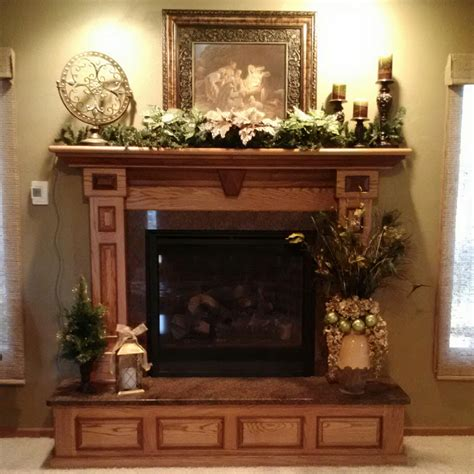 15 Tuscan Fireplace Mantel Decorating Ideas Pictures