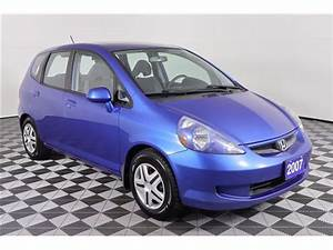 2007 Honda Fit Dx 1 5l  5 Speed Manual  Fwd At  4600 For