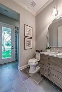 bathroom wall paint ideas 20 Wonderful Grey Bathroom Ideas With Furniture to ...
