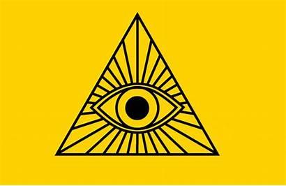 Illuminati Conspiracy Eye Seeing Complex Iluminati Ojo