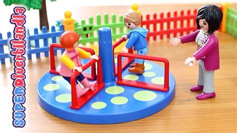 Zona De Juegos Infantil (parque De Playmobil) Children's