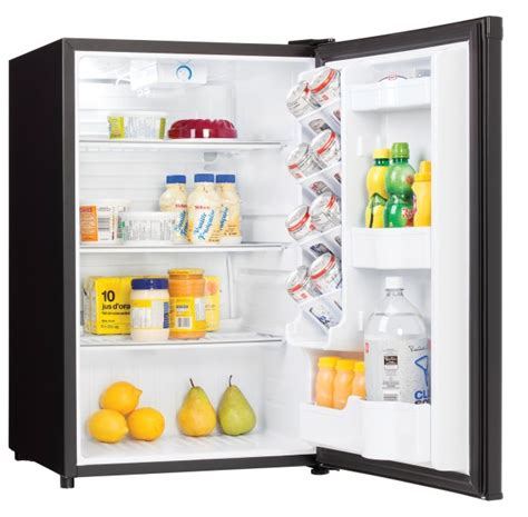 danby designer mini fridge dar044a4bdd danby designer 4 4 cu ft compact