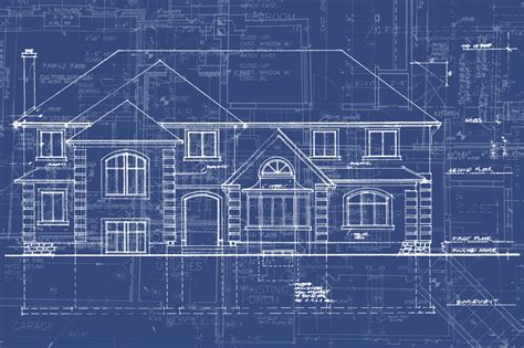 build blueprints keeping the stress out of a home construction project