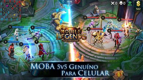 mobile legends moba 5v5 f2p android mediavida