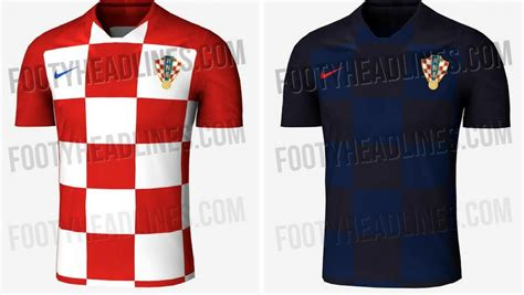 Croatian Football Federation Respond New World Cup Kit