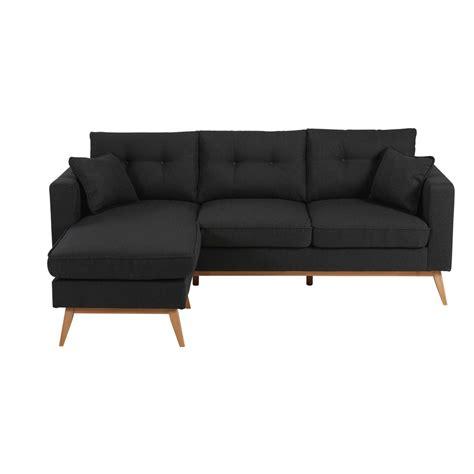 canapé liseuse canapé d 39 angle modulable scandinave 4 5 places en tissu