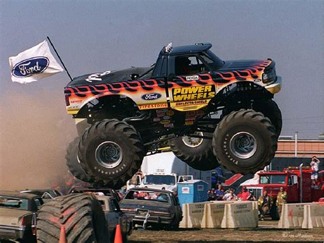 power wheels bigfoot monster truck power wheels bigfoot monster trucks wiki fandom