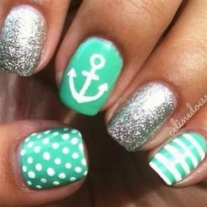 cute nail art tumblr glitter nail art tumblr uTFmvK – Easy ...