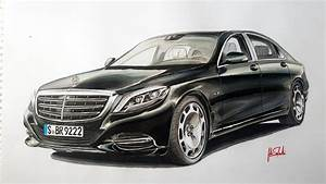 Mercedes Maybach S600 - BekirSelcuki - Draw to Drive