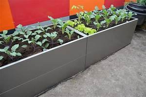 Hochbeet Für Garten : hochbeet urban gardening aus metall f r jeden garten terasse ~ Sanjose-hotels-ca.com Haus und Dekorationen