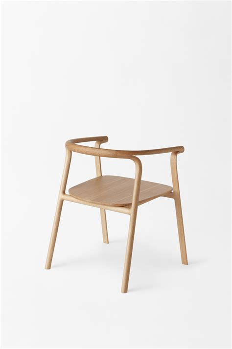 chair jp splinter nendo