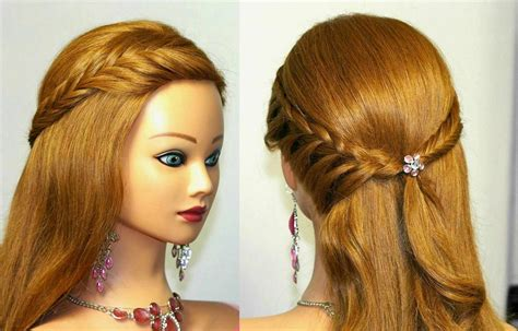 20+ Party Hairstyles For Girls
