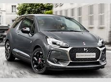 DS Performance Line Unveiled for DS3, DS3 Cabrio, DS4 and