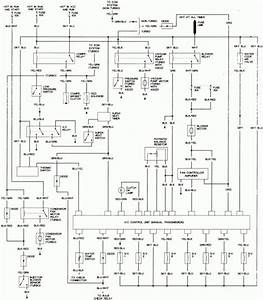 Z32 Wiring Diagram