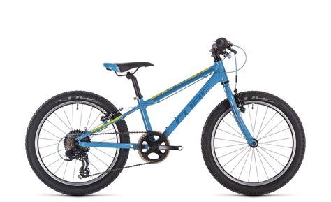 cube fahrrad kinder cube acid 200 20 kinder fahrrad blau gr 252 n 2019 top