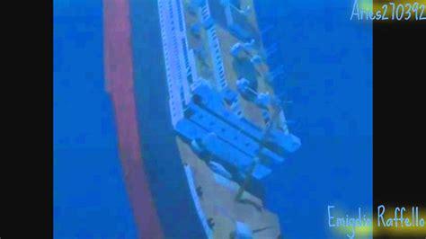 simulation sinking titanic 1912 2012 tribute youtube