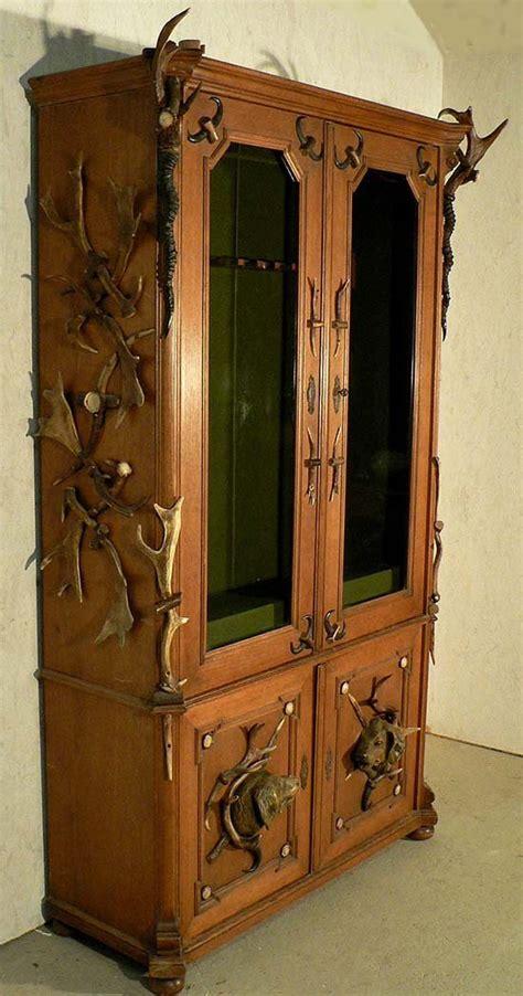 corner gun cabinet woodworking plans fine woodworking