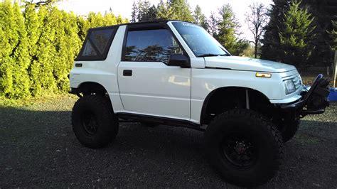 1996 Suzuki Sidekick For Sale by For Sale 1995 Geo Tracker Suzuki Sidekick Valmueller Net