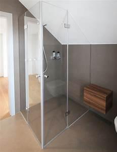 Dachschräge Dusche Verkleidung : duschbad mit dachschr ge innenarchitekt in m nchen ~ Michelbontemps.com Haus und Dekorationen